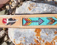 southwest desert sun seed bead pattern loom cuff bracelet pdf file