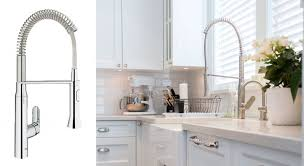 recommended kitchen faucets kitchen best touchless kitchen faucet best commercial style