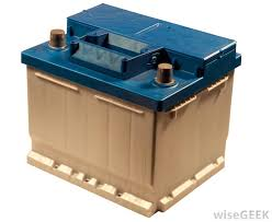 what is a 12 volt battery with pictures