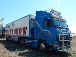 big volvo truck the world u0027s best photos of circus and zavatta flickr hive mind