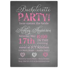 bachelorette invitation wording paperstyle