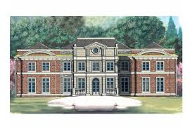 manor house plans eplans country house plan a stately manor house for