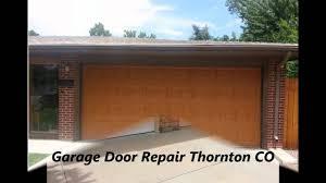 Overhead Door Company Ct by Colorado Garage Door Pros Youtube