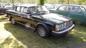 volvo v6 volvo 262c bertone coupe 1979 2 8 v6 prv with aw71 walkaround