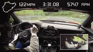 koenigsegg nurburgring chevrolet camaro zl1 zvládne nürburgring rychleji než supersporty