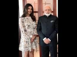 modi dress what did priyanka chopra insult narendra modi by wearing this