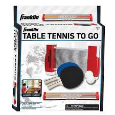 franklin table tennis table table tennis to go sports basement