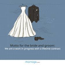Bride And Groom Quotes Motto For The Bride And Groom Marriage Quotes