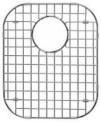 Artisan Stainless Steel Sink Grid X Contemporary Kitchen - Kitchen sink grates