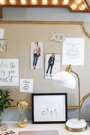 How To Organize An Office Desk by How To Style A Desk 3 Ways For The Student The Post Grad U0026 The