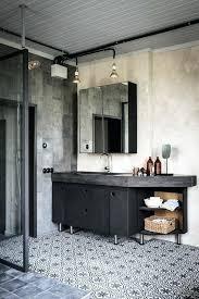 industrial bathroom mirrors elegant industrial bathroom decor for plush design country bathroom
