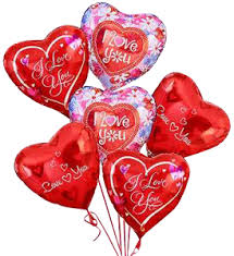 balloon bouquet houston i you balloon bouquet scent violet flowers and gifts