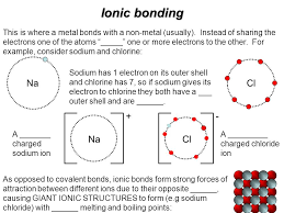 ionic bonding worksheet answers page 38 the best and most