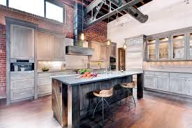 open plan kitchen flooring ideas wood floors