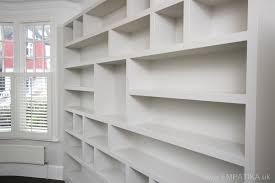 contemporary shelving units admirable huge white shelving unit