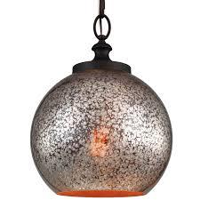 mercury glass ball lights mercury glass ball pendant large shades of light