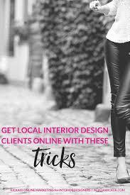 Marketing Ideas For Interior Designers To Get Local Clients - Marketing ideas for interior designers