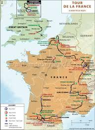 Bordeaux France Map Tour De France 2014 Route Map Dates Winners