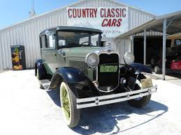 Country Classic Cars - 1931 ford model a for sale 1997269 hemmings motor news