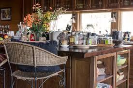diy wood bar top counter construction hunker