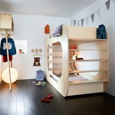 Plywood Bunk Bed E Side Petit Small