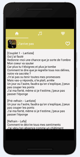 Meme Si Lyrics - music lartiste lyrics android apps on google play