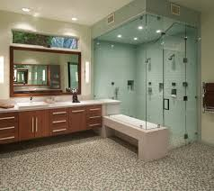 Built In Shower by Shower Bench Ideas Bathroom Modern With Tile Backsplash Built In