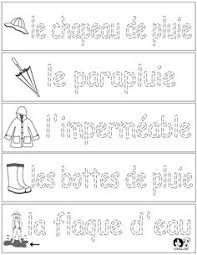 primary french printable worksheet french language pinterest