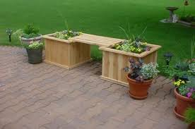 decorative wooden planter boxes interesting ideas for home
