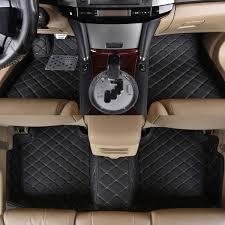 hyundai elantra mats aliexpress com buy surround car floor mat custom made for