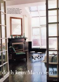 Salvaged French Doors - penthouse renovation for isabella rossellini eoa elmslie osler