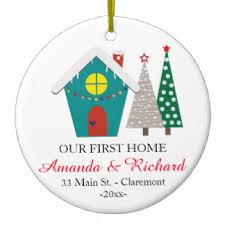 our home ornaments keepsake ornaments zazzle