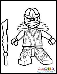 lego ninjago lloyd zx lego ninjago coloring pages