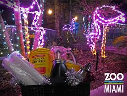 henry vilas zoo christmas lights henry vilas zoo on twitter good game miamihurricanes and