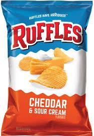 ripples chips ruffles original potato chips
