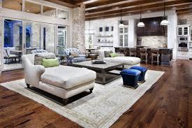 Kitchen Living Room Open Floor Plan Decor Enchanting Small Open Floor Plan Kitchen Living Room Design