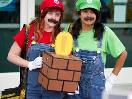 mario costumes for halloween 20 easy halloween costumes for best friends you can pull together