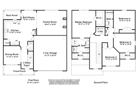 Palmetto Bluff Floor Plans Cooper South Georgia Homes