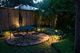 no space too small outdoor lighting for smaller properties