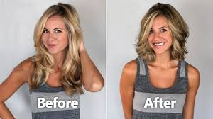 no bangs over 40 amazing women haircut styles before and after 2016 youtube