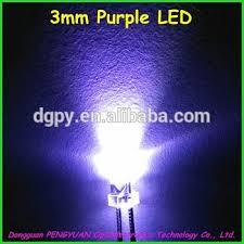 purple led lights for computers 3mm purple uv led computer purple led lights ce rohs compliant