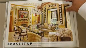 france u0026 son architectural digest august 2016 living with color