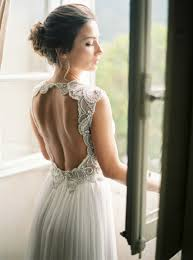 Long Sleeve Lace Wedding Dress Open Back Best 25 Open Back Wedding Dress Ideas Only On Pinterest Lace