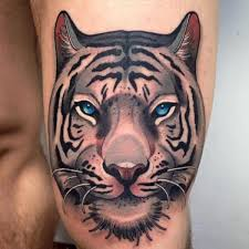 tiger thigh by blessed