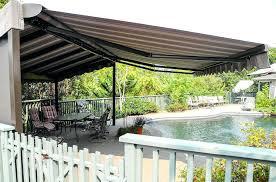 Homemade Retractable Awning Retractable Shade Canopy U2013 Affordinsurrates Com