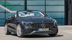 mercedes benz unveils refreshed 2018 s class coupe cabriolet