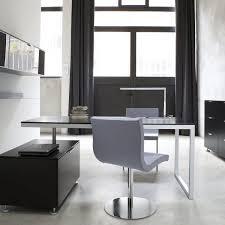 Schreibtisch Eckig Schreibtisch Aus Eiche Aus Aluminium Modern Integrierter