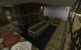 living room concrete indoor seating with living room minecraft