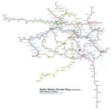 Metro Blue Line Map Delhi by Latest Schematic Map Jpg