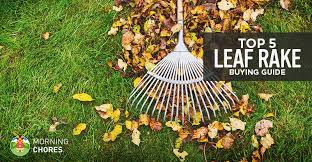 Types Of Garden Rakes - 5 best leaf rake for your garden and lawn reviews u0026 buying guide